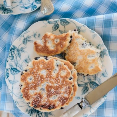 welsh cakes, traditional welsh recipes