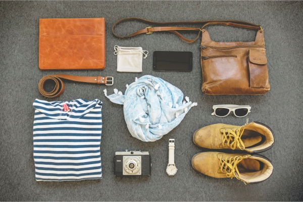 The Minimalist Packing List for the UK